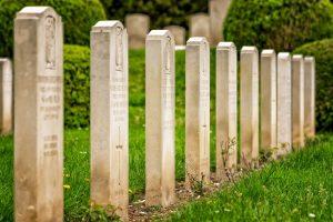 grafsteen begraven belastend nabestaanden